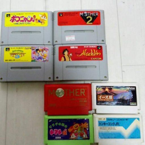 [数年前に購入したゲーム紹介] リサイクルショップの100円均一ゲーム