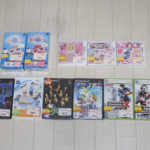 【在庫処分】ヤマダ電機でゲーム10円セール!爆買いしてきました!