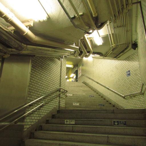 久しぶりのメトロ24時間乗車券で地下鉄をぐるぐる…